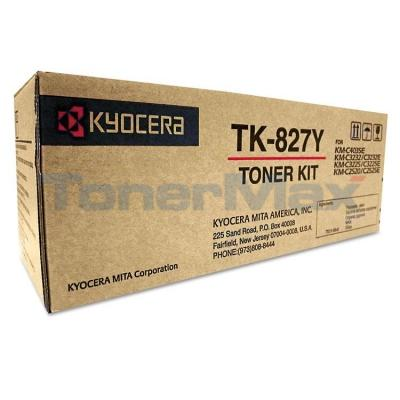 KYOCERA MITA KM-C2520 3225 3232 TONER YELLOW